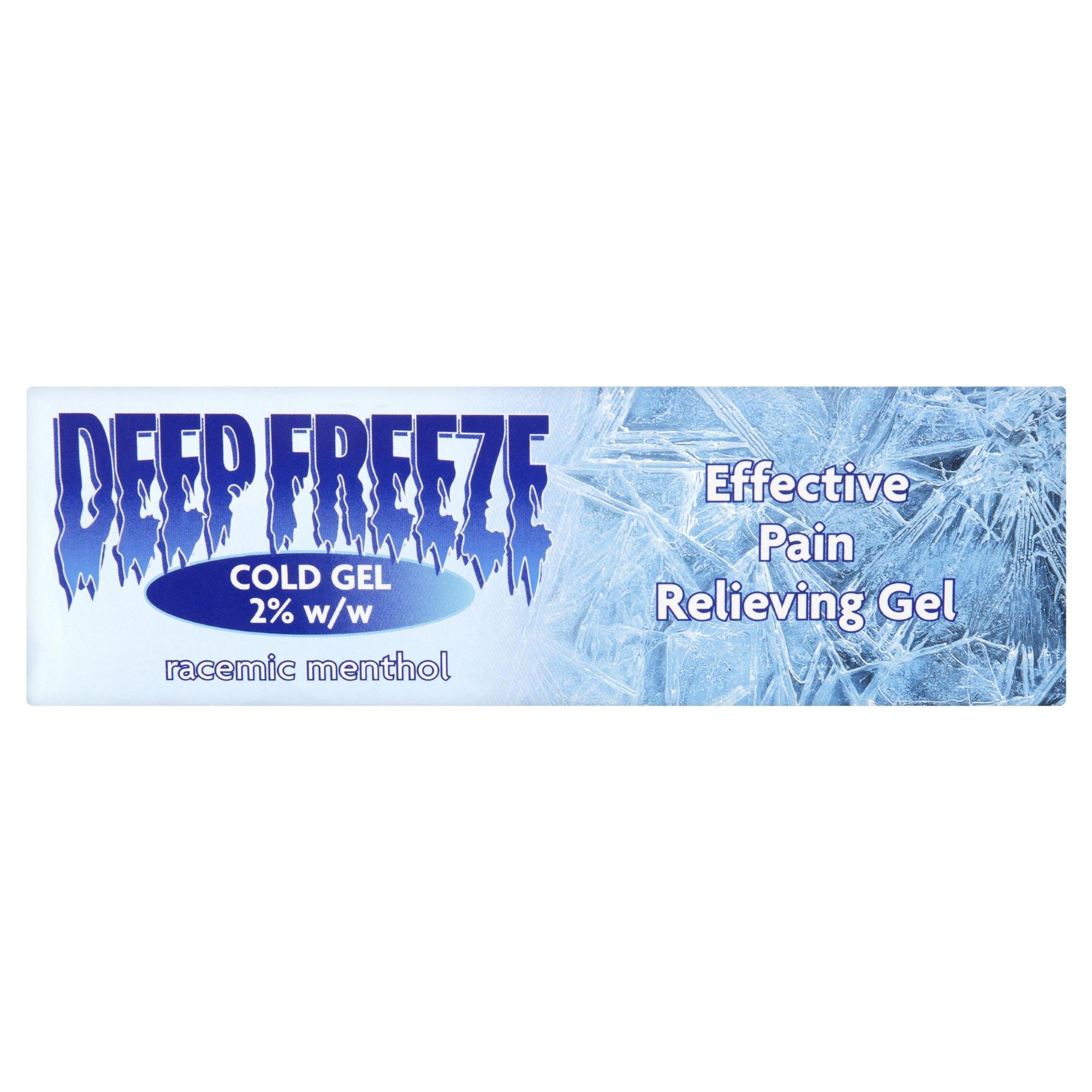 Deep Freeze Gel