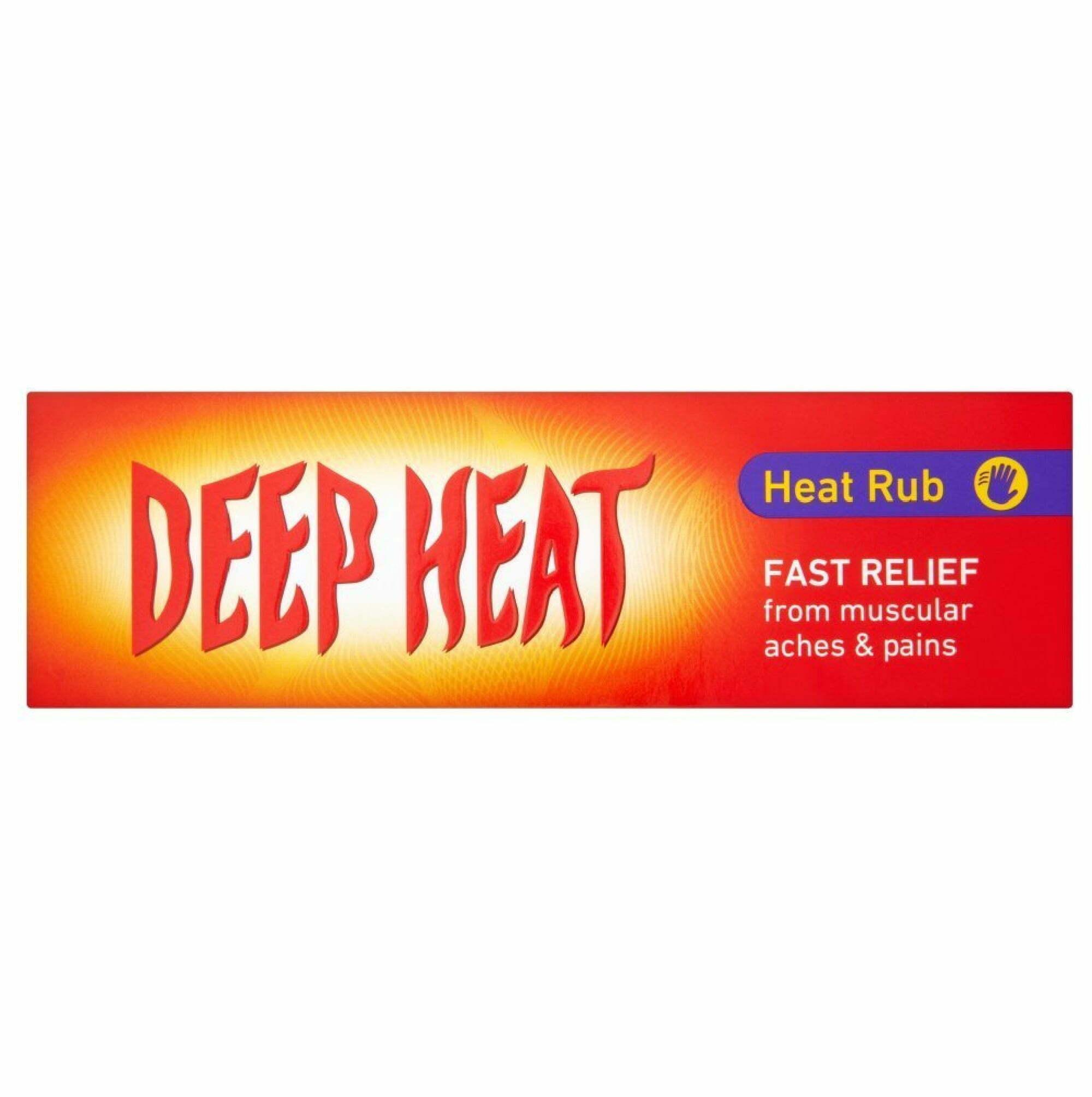 Deep Heat Gel