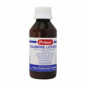 Prime Calamine Lotion
